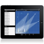 BeamCalc from West Side Systems shown on the iPad