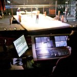 The National Theatre of Ireland's new Eos lighting control desk