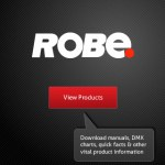 Robe launches iPhone App