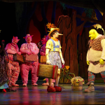 Creative Technologies projects the magic for Shrek the musical