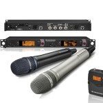 Sennheiser Highlights Frequency Switch Over At PLASA 2011