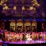 ETC and PRG light worldwide 25th Anniversary production of Phantom of the Opera