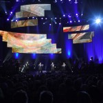 HSL Supplies Wicked Lighting for Il Divo
