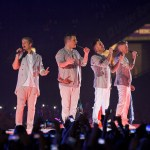 HSL Says Farewell to Westlife