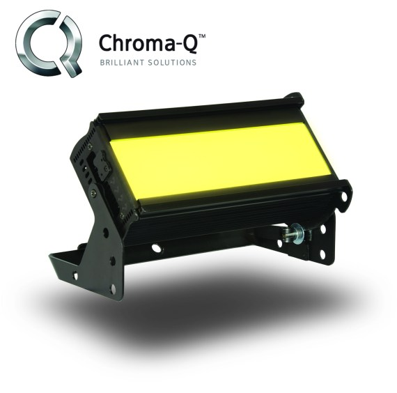 Chroma Q at PLASA 2012 570x564 Chroma Q Unveil New LED Innovations & Brand Identity
