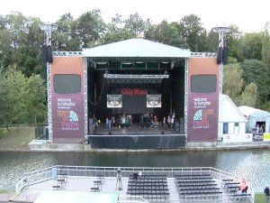 Adlib Scarborough Open Air Theatre Stage 2a 300x225 Adlib Installs L Acoustics System for Scarborough Open Air Theatre