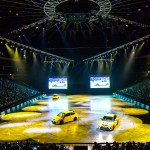 Robe in Fast Lane with Top Gear Live European Tour