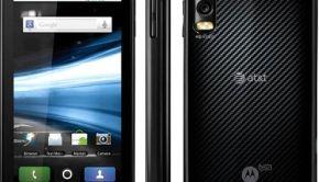 Motorola unveils Atrix 4G smartphone