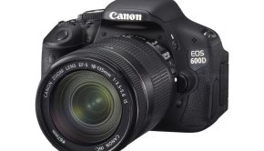 Canon announces EOS 600D / T3i