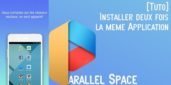 Parallel space - Tutoriel