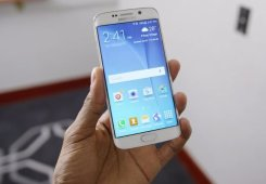 Galaxy s6 and s6 edge_home