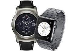 Apple watch Vs LG watch urbane