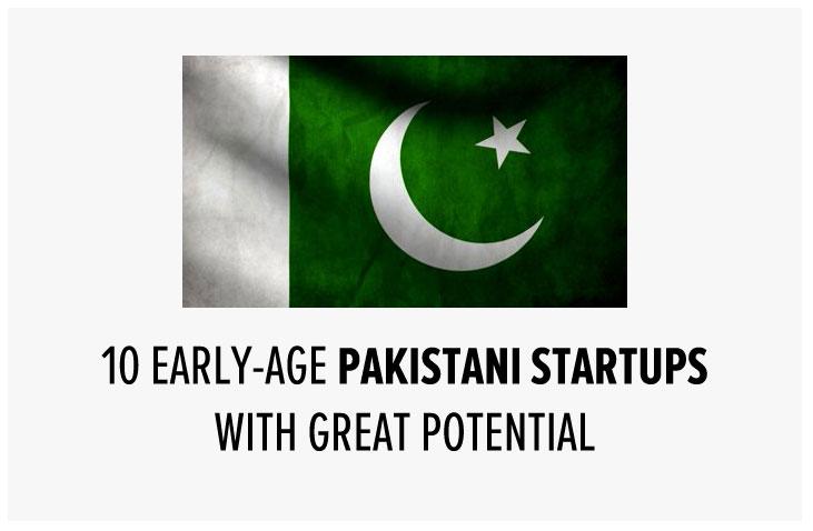 Pakistani-Startups