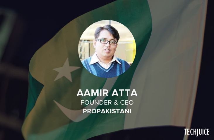 Aamir Atta - Profile