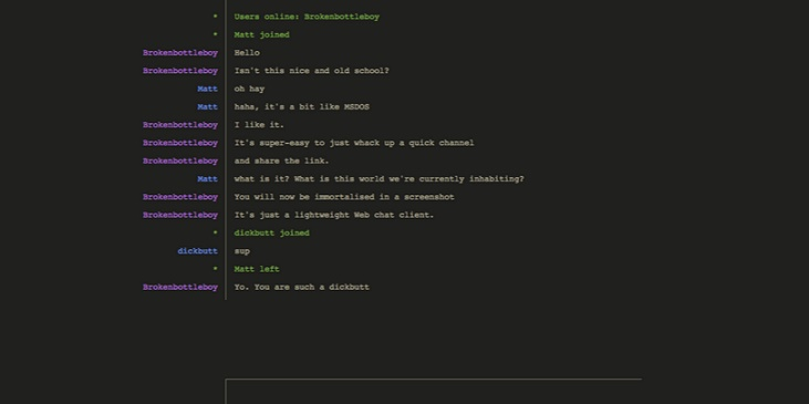 hack chat: