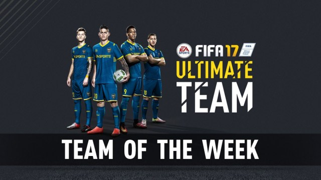 Team of The Week 9