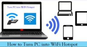 how to make a hotspot using wifi on phone