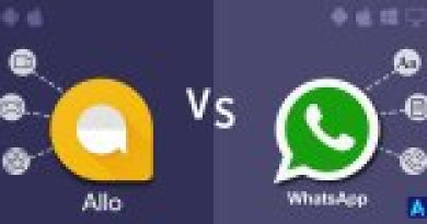 Google Allo Vs Whatsapp – What you need to Know about Google Allo