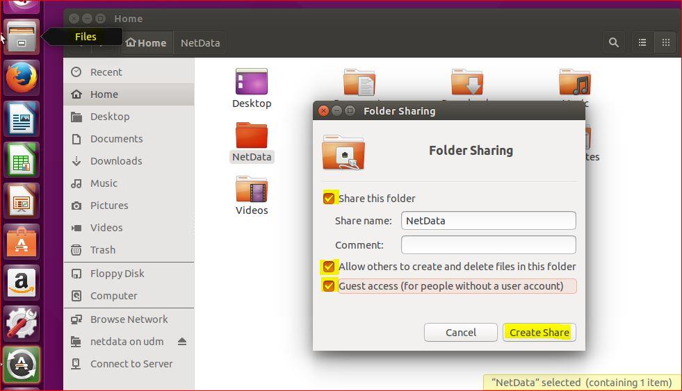 Ubuntu Get Home Directory For User