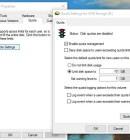 Configure Disk Quota Windows 10 - Technig