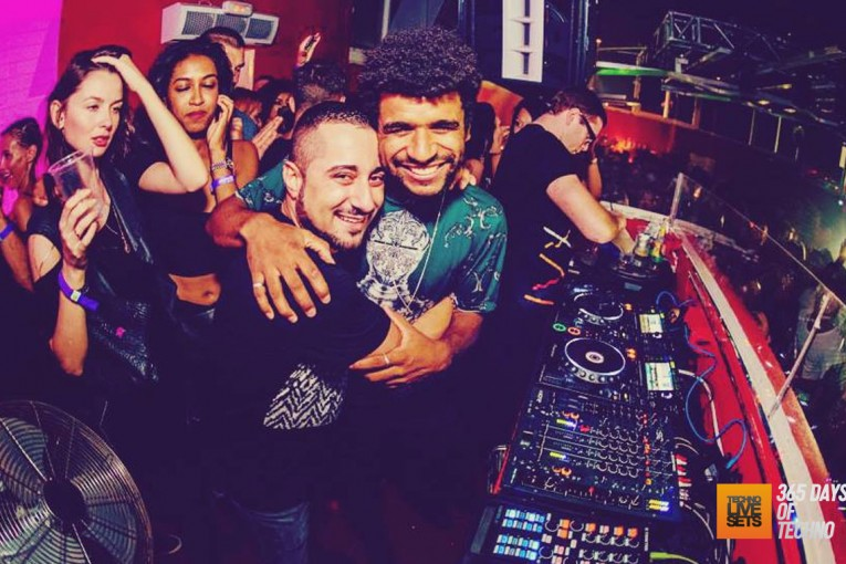Jamie Jones b2b Joseph Capriati – DC10, Ibiza (Paradise) – 29-07-2015 – @JamieJonesMusic