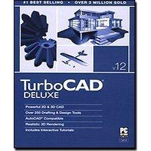 TurboCAD Deluxe 12