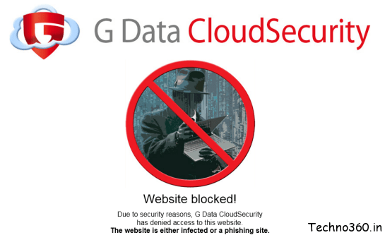 G Data CloudSecurity