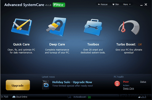 Advanced SystemCare 5.1