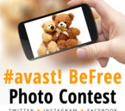 avast be free photo contest