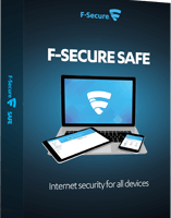 F-SECURE SAFE box