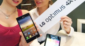 MWC 2012 : LG Optimus 4X HD aparece en el Mobile World Congress