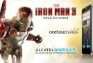 El One Touch Idol es el celular preferido de Tony Stark