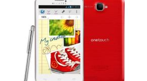 Alcatel y Claro lanzan el One Touch Scribe Easy
