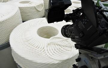 Il cotone sostenibile diventa un film