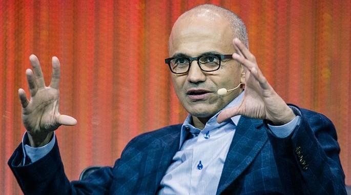 Microsoft CEO: Satya Nadella