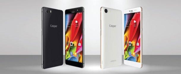 Casper, yeni akıllı telefonu VIA M1'de indirim yaptı