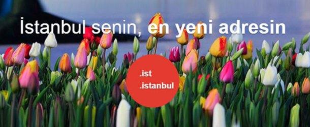 İstanbul, internet alan adı olarak dünyaya açıldı
