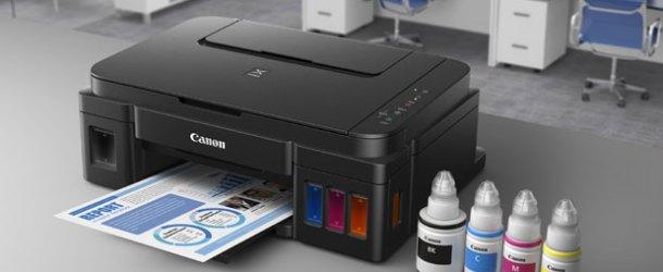 Canon, tasarruf rekortmeni G Serisi yazıcılarını satışa sundu