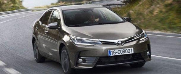 Yeni Toyota Corolla'nın fiyatı açıklandı