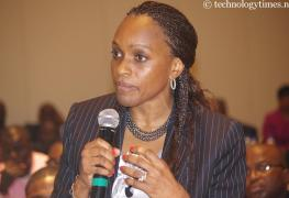 Dr. Omobola Johnson, Minister of Communication Technology