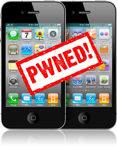 iPhone 3GS ios 4.2 pwned pwnageTool jailbreak