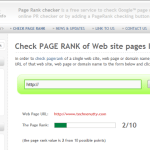 Ranking Of Your Site On Web
