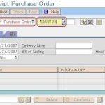 SAP MIGO Partial Goods Receipt