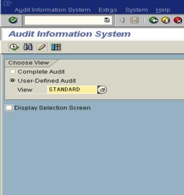 Audit Information system