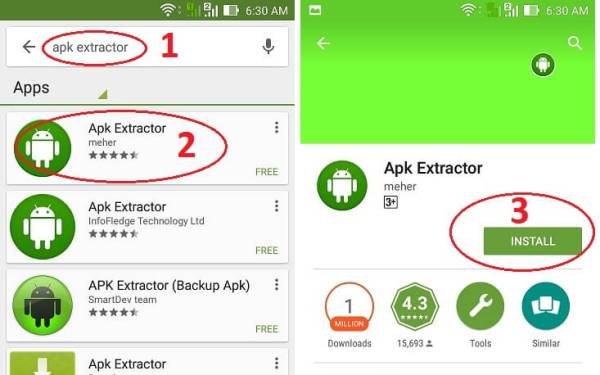 Extract-APK-From-Phone-Android