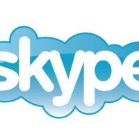 skype 5.8 HD video calling logo screenshot