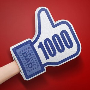 1000+ Facebook likes to boost your facebook fan page