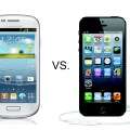 galaxy s3 vs iphone5