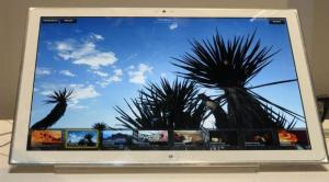 panasonic 4K resolution 20 inch tablet