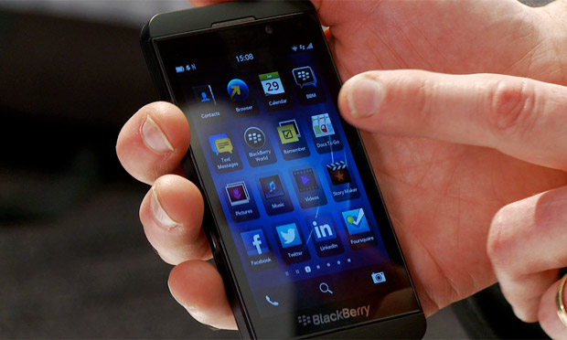 Blackberry Z10 HD photo